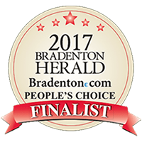 2017 Bradenton Herald Peoples Choice Winner