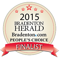 2015 Bradenton Herald Peoples Choice Winner