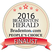 2016 Bradenton Herald Peoples Choice Winner