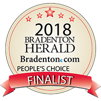 2018 Bradenton Herald Peoples Choice Winner